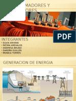 Transformadores y Generadores