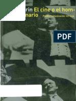 El Cine o El Hombre Imaginario (1956)