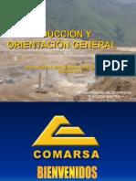 Inducción y Orientación General -- Comarsa