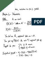 9-11-13 Biostat Notes UH