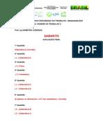Gabarito FINAL Higiene 2 21 12 14