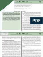 Aspectos Estruturais e Regulatórios