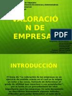 VALORACION DE EMPRESAS.pptx