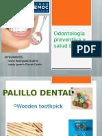 Palillo Dental