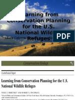 Seminario Refugios de Vida Silvestre en Usa