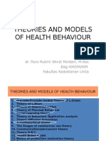 THEORIES AND MODELS OF HEALTH BEHAVIOUR.pptx