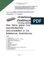 Armonica Diatonica de 10 Celdillas