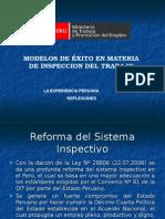 Peru ESP Taller