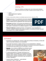 Plan de Marketing Parte 2 Marketing Mix