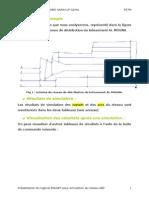 EPANEt_Réseau d'Exemple Et Visualisation Des Résultats Après Une Simulation