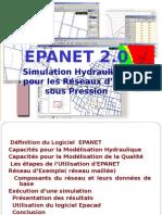 Exposé Hydraulique - EPANET 2.0