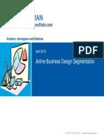 Airline Business Design Segmentation Oliver Wyman