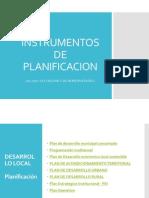 Clase (Intrum de Planeacion)