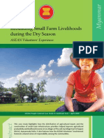 Rebuilding Small Farm Livelihoods during the Dry Season.