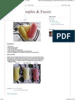 Receitas Simples & Faceis_ Receita de Cremosinho Caseiro