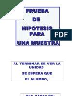 Prueba de Hipotesis Para Una Poblacion Cdor 7 2010