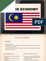 Mixed Economy Mallaysia