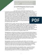 Biomanipulation 2.2.Riedel Lehrke