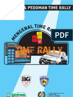 Time Rally for Beginner