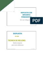 Bioplastia - Dr. Minguet