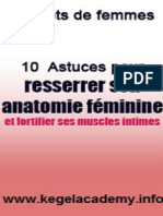10 Astuces Pour Resserrer Son Anatomie Feminine