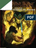 Adventure - Conan RPG - And the Lurking Terror of Nahab (Lvl 4-6)