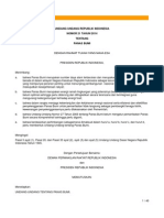 Undang - Undang Nomor 21 Tahun 2014 tentang Panas Bumi.PDF