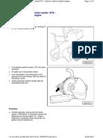 A6 AKN Aceleratie Adjust g79
