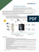 Altobridge Lite-site Data Sheet, 30 June 2011(2)