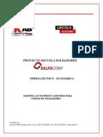 Propuesta Escuela de Soldadores SALFA - Kupfer - Lincoln.doc