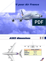 Airbus A380 Presentation