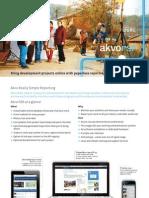 Akvoflow Asia Brochure