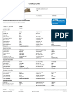 CTV Chiller Selection 1000 Tr 0.58 Kwtr