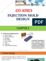 BDD 40903 Injection Mold Design Chapter 2