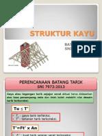Struktur Kayu Batang Tarik Sni 20131