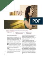 Cutting Behavior Paper