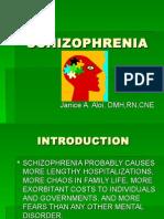 Schizophrenia Dsm 5