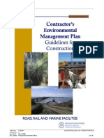 DOCS and FILES-1765249-V5-Contractor s Environmental Management Plan CEMP Guidelines for Construction - Road R