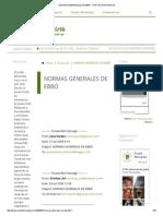 Normas Generales de Ebbó - Portal Africanista