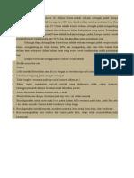 Menurut Farmakope Indonesia III Definisi