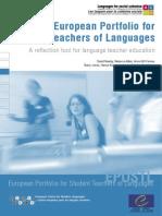 ECML Portfolio for Student Teachers