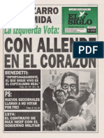 El Siglo Del 4 Al 10 de Diciembre de 1993