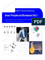 Sensor Principles and Microsensors Part 2