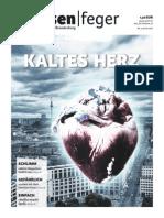 Kaltes Herz - strassenfeger Ausgabe 2/2015