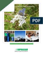 Praxair Sustainable Development Report 2012 Data Year