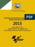 2015 MotoGP Regs