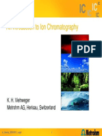2010 10 10 Ion Chromatography Theory