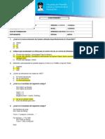 Cuestionario p.o.o