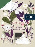 E. M. Forster Szoba Kilátással