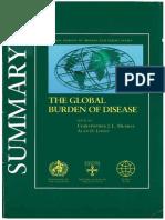 Global Burden of Disease and Injur y Series
